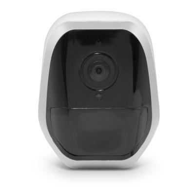 Vue de face de la caméra autonome Avidsen