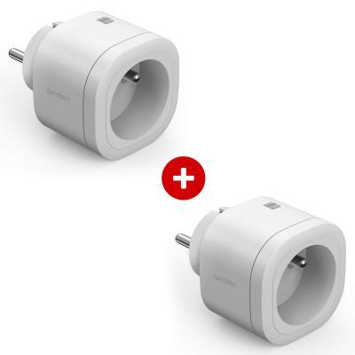 Lot de 2 prises connectées HomePlug gamme Avidsen Home