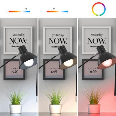 Différentes couleur de l'ampoule connectée AvidsenHome