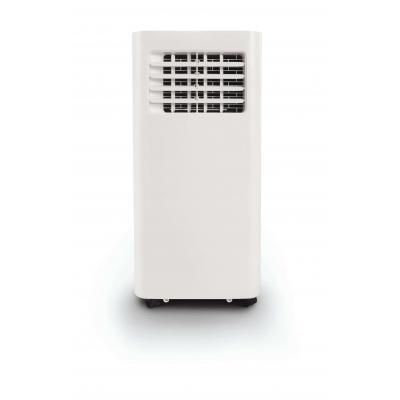 Vue de face du climatiseur portatif