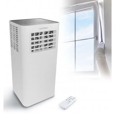 Climatiseur avec le kit de raccordement à la fenêtre