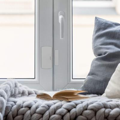 Capteur d'ouverture de fenêtre discret de l'alarme connectée Avidsen