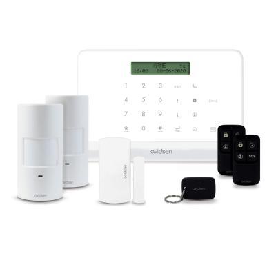 Kit d'alarme de maison connectée