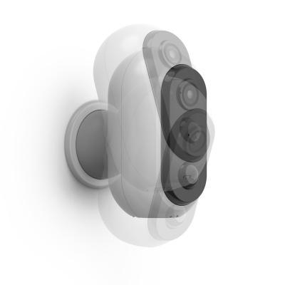 Orientation verticale de la caméra Avidsen HomeCam