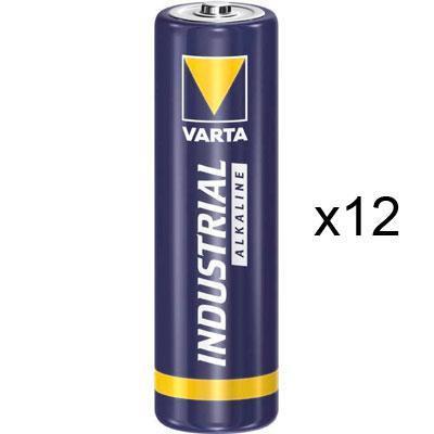 12 x Pile alcaline 1,5V LR06