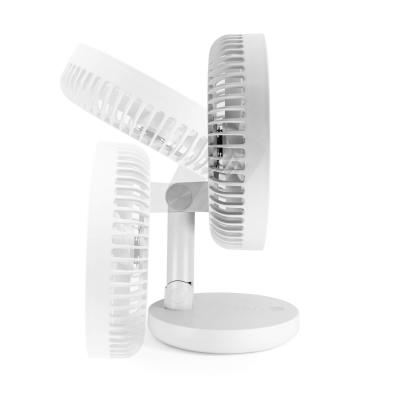 Ventilateur de bureau orientable vers l'arrière