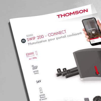 Notice d'utilisation du swip 200 de Thomson