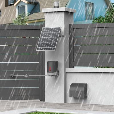 Panneau solaire Thomson sous la pluie