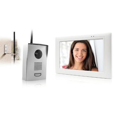 Interphone vidéo sans fil IZZY-768W - 512168 - Thomson