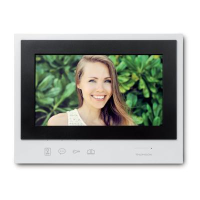 Ecran de l'interphone vidéo Thomson Smart Connect