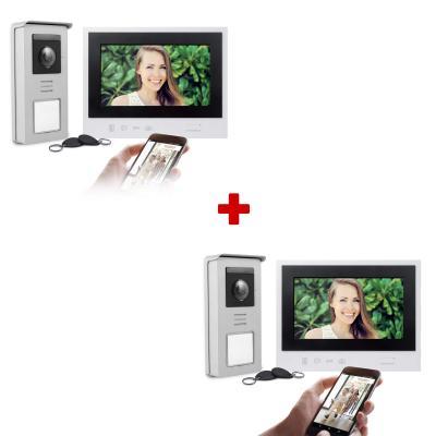 Kit de 2 visiophones Thomson Smart Connect