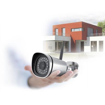 Caméra Extérieure IP Wifi FHD 1080P Fixe Mise en situation - 512397 - Thomson