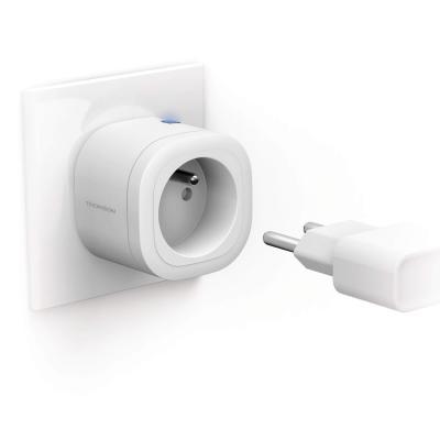Prise connectée WiFi intérieure - PLUG-I - 520005