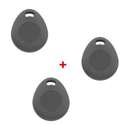 Lot de 3 badges RFID WelcomeEye Tag