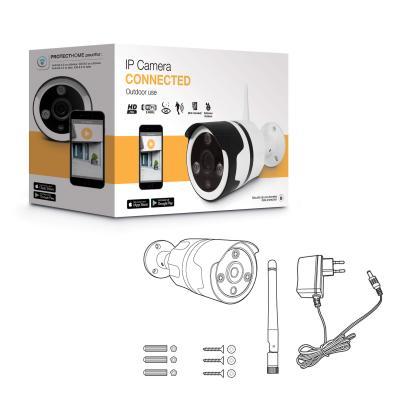 Contenu du kit caméra extérieure
