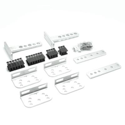 Motorisation portail à vantaux Bluetooth Pattes de Fixation - 761405 - Extel