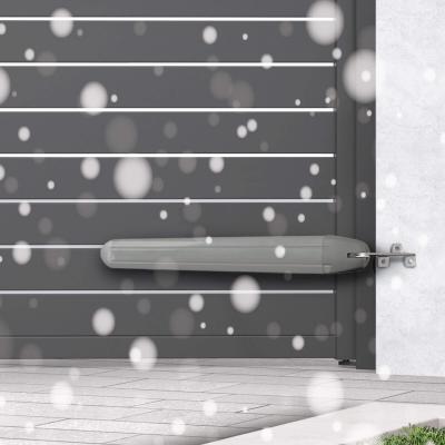 Moteur portail Extel hello V sous la neige