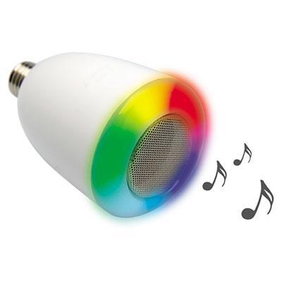 Ampoule musicale à variation de couleur - MELI