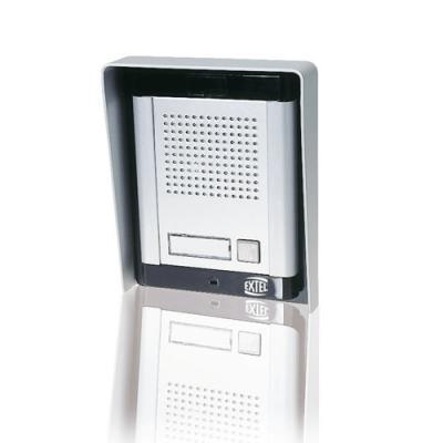 Platine de rue pour Visiophone WE 1512 PRO - 910799 - Extel