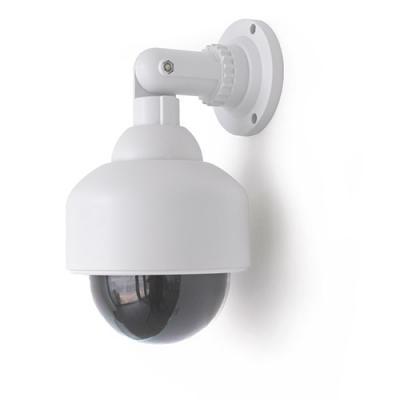 Caméra dôme factice avec voyant lumineux - 123031 - Avidsen