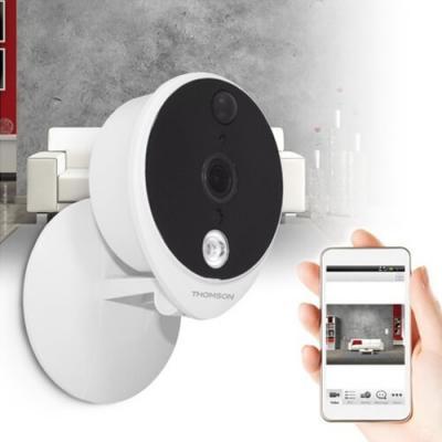 Caméra IP WiFi 1080p Couleur - HD - Usage intérieur | Maisonic