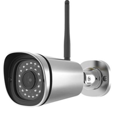 Caméra IP Wifi 720p usage ext. profil droit - 512399 - Thomson