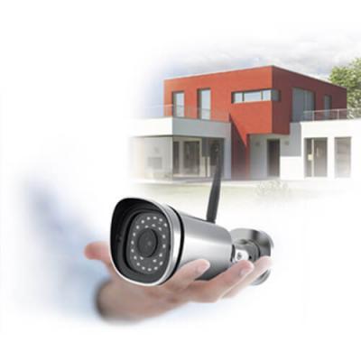 Caméra IP Wifi 720p usage ext. situation - 512399 - Thomson