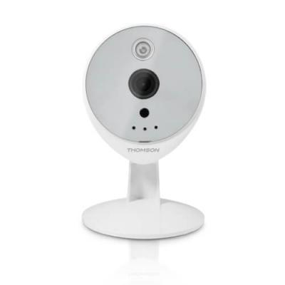 Caméra intérieure IP Wifi HD 720P face - 512375 - Thomson