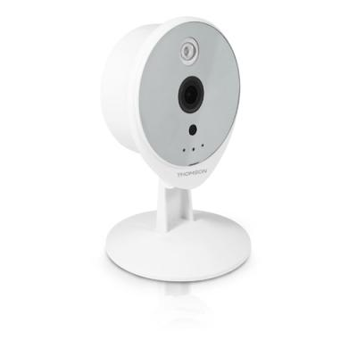 Caméra intérieure IP Wifi HD 720P profil - 512375 - Thomson