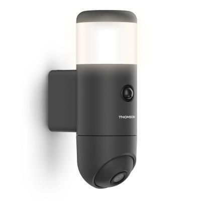 Caméra Rheita 100 avec lumière allumée