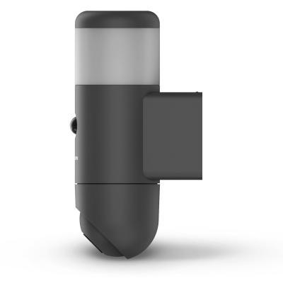 Vue de coté de la caméra lampe Thomson  Rheita 100