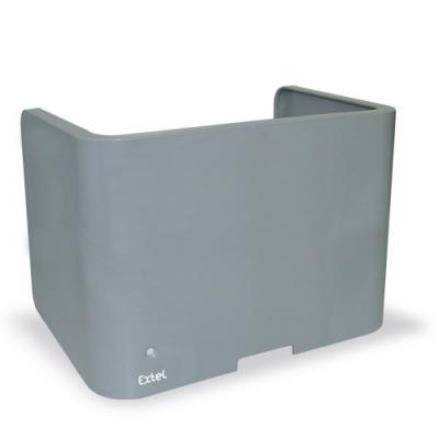 Capot interchangeable gris WEATCPA 3