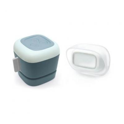 Sonnette sans fil 300m de portée + flash + MP3 Bleue - 513119 - Thomson