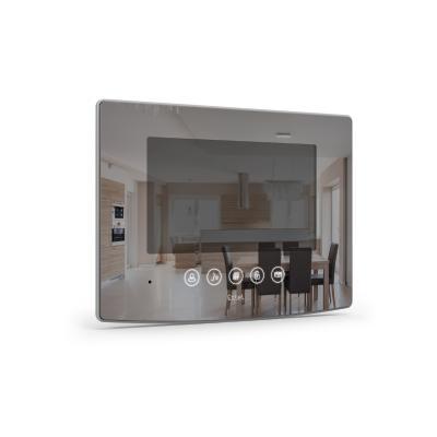 Vue de face de l'écran Extel Glass