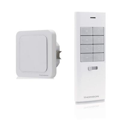 interrupteur sans fil + télécommande Thomson