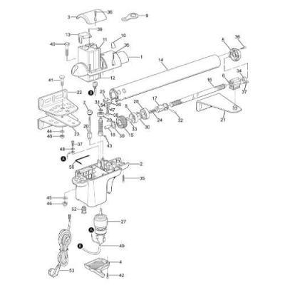 Motorisation à vérins pour portail battant - XW532KM - MOOVO