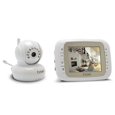 Kit de Vidéosurveillance numérique sans fil 200m