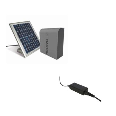 Kit panneau solaire Moovo + chargeur de batterie pour kit solaire