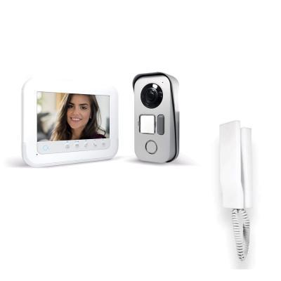 Visiophone Ylva 3+ – Avidsen avec accès RFID et vision nocturne + interphone