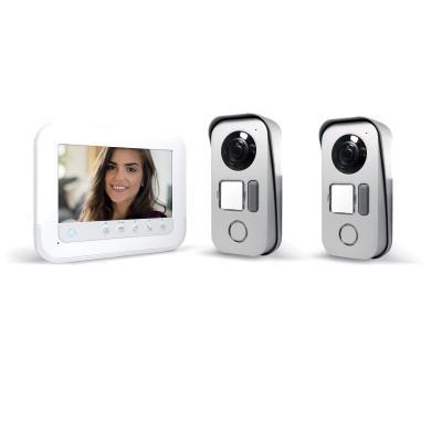 Visiophone Ylva 3+ – Avidsen avec accès RFID et vision nocturne + platine de rue