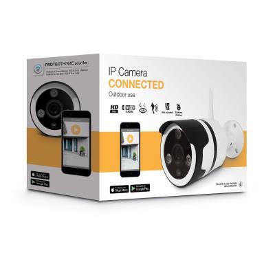 Packaging de la caméra IP extérieure Avidsen