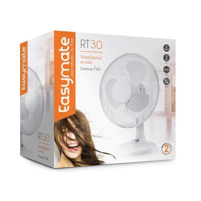 Carton du ventilateur de tanle Extel Easymate RT30