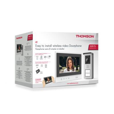 Carton du visiophone Thomson Air