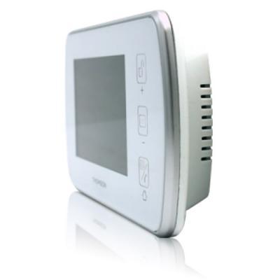 """Interphone vidéo mains libres Écran 4.3"""" moniteur - 512160 - Thomson"""