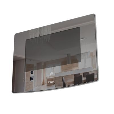 Vue de 3/4 de l'écran Extel Glass