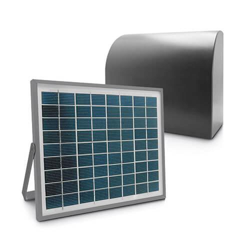 Kit d'alimentation solaire 24V pour motorisation Avidsen