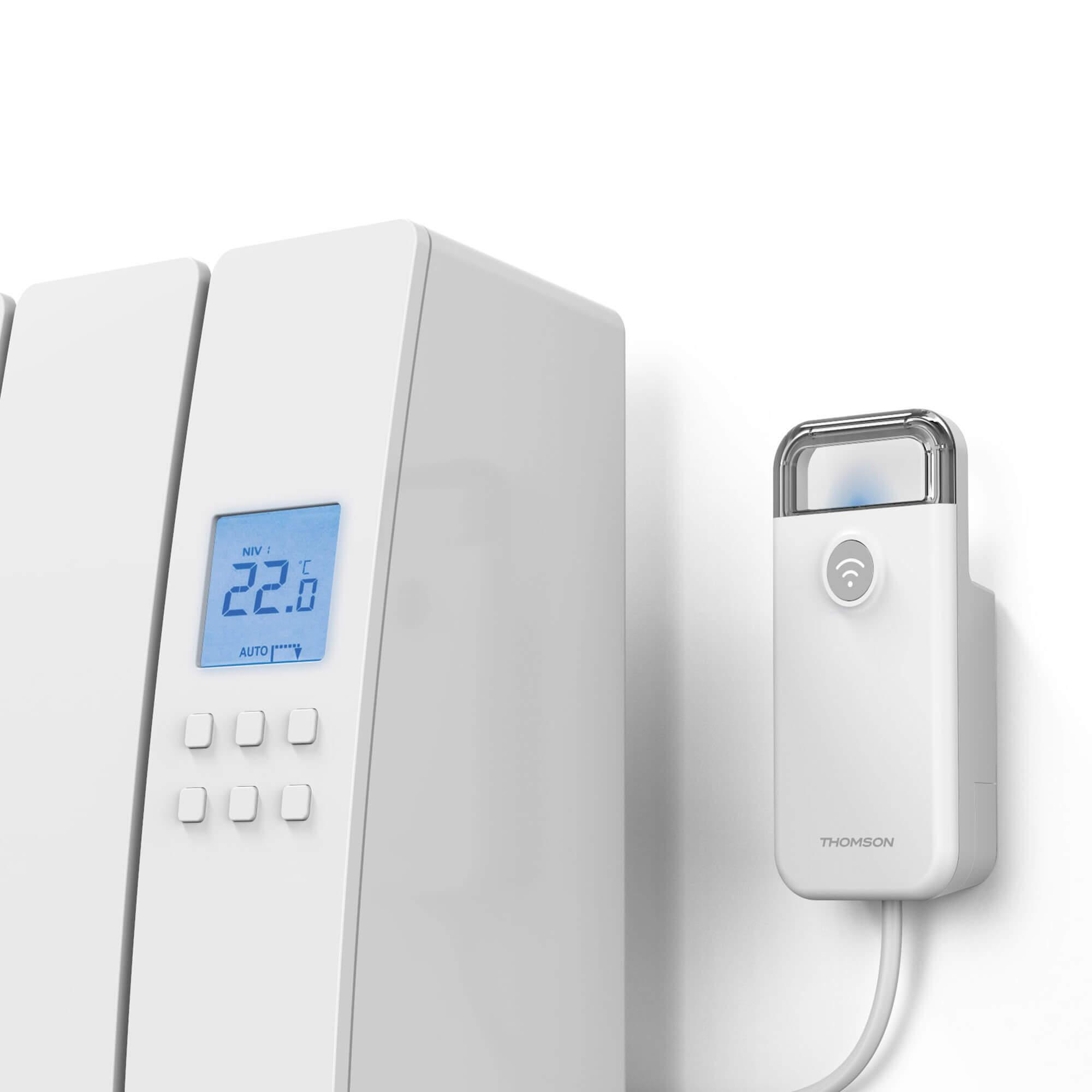 Lot de 5 diodes pour gestion fil pilote radiateur /électrique