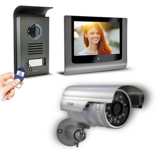Pack Visiophone LEVO Access + Caméra