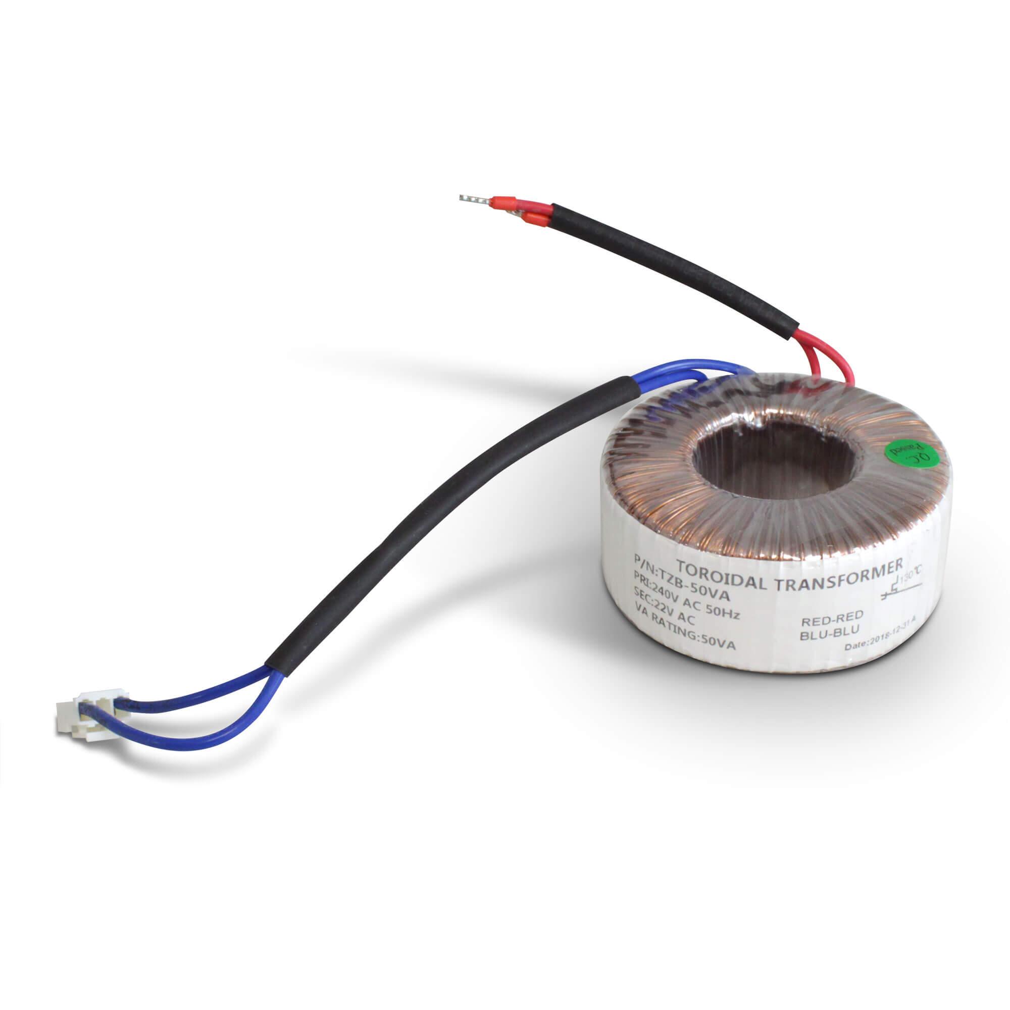 Transformateur toroidal 24V pour motorisation pour portail coulissant - 580273A
