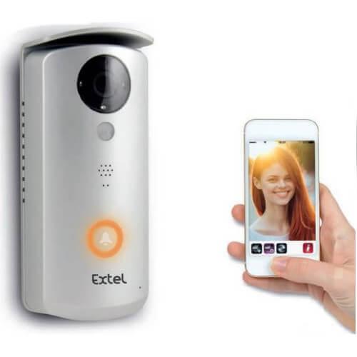 Visiophone Wifi connecté smartphone - Extel VisioSmart